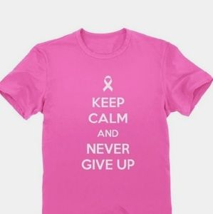 Ladies Fight Cancer Tee's